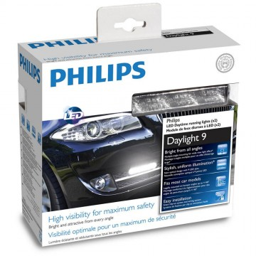 PHILIPS LED DAYTIME LIGHTS DAYLIGHT 9