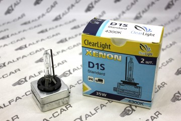 ClearLight D1S/D3S 4300K